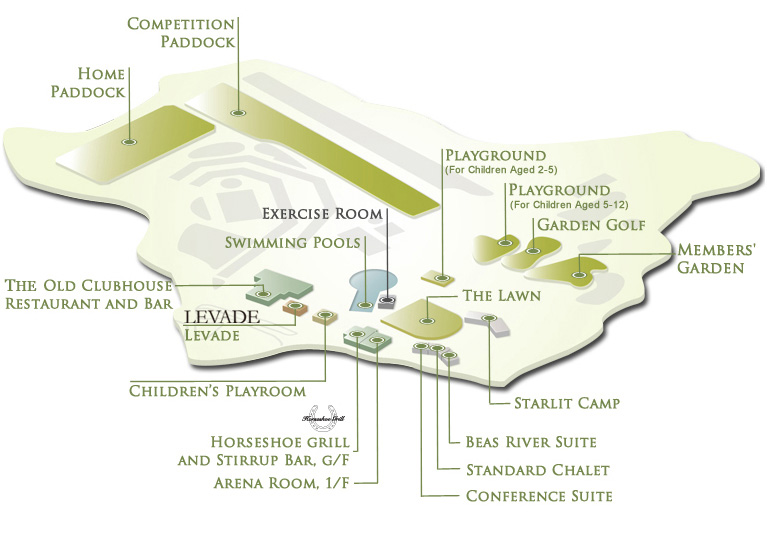 Beas River Country Club Floor Plan