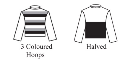 Racing Colours Registration - Body Pattern