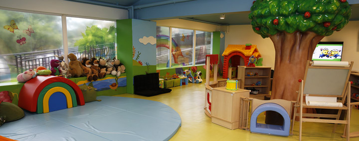 Children's Playroom, Beas River Country Club