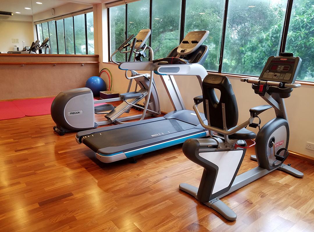 Exercise room beas river country club membership the hong