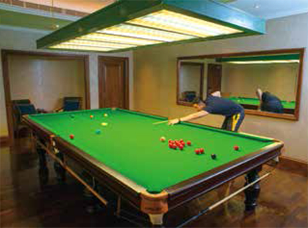 Billiard Room - Happy Valley Clubhouse - Membership - The