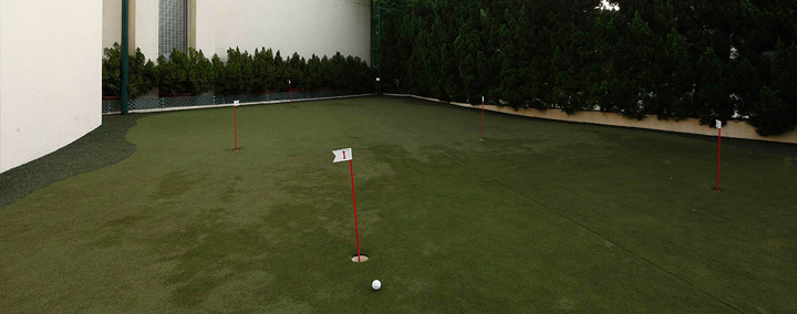 Golf Short Game Area, Sports Complex