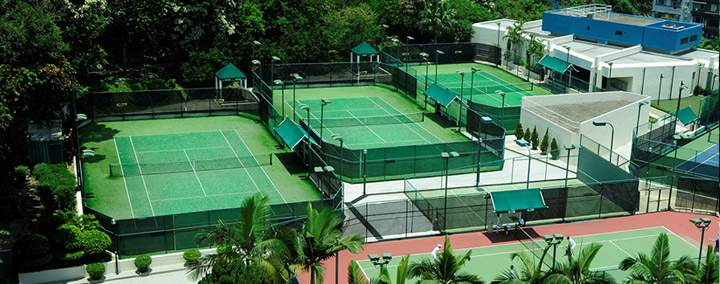 Tennis Courts, Sports Complex
