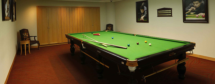 Billiard Room, 2/F