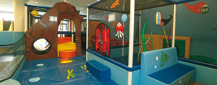 Children's Play Zone, Sha Tin Clubhouse