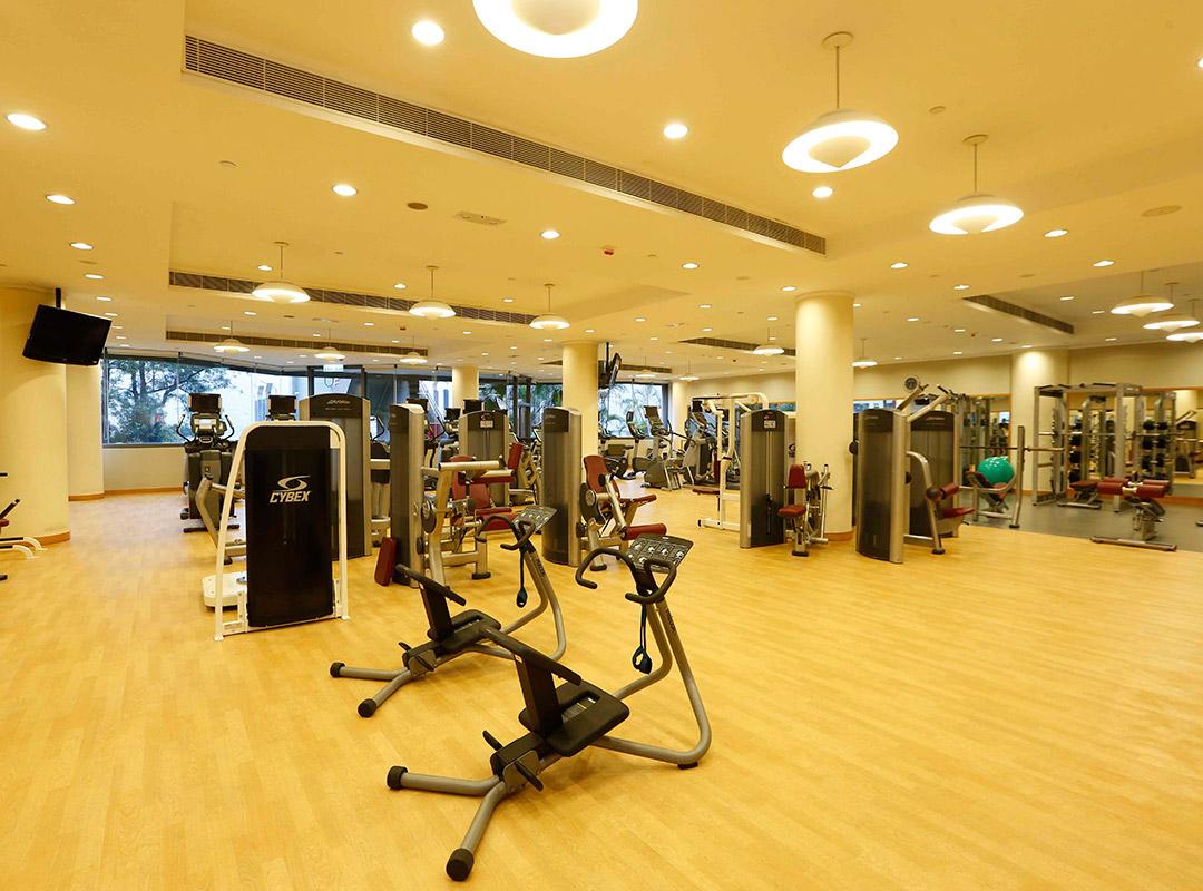 Gym sha tin clubhouse membership the hong kong jockey club